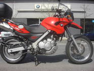 BMW F650GS/00 ABS - RESERVADA