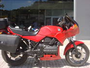 BMW K75S - RESERVADA