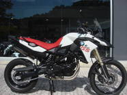 BMW F800GS ABS+ASC+ESA/2014 - VENDIDA