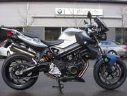 BMW F800R ABS - RESERVADA