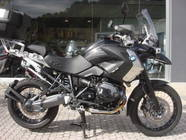BMW R1200GS/12 Triple Black