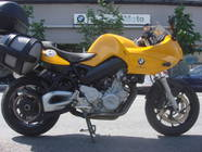 BMW F800S ABS